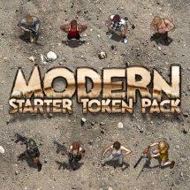 Modern Starter Token Pack