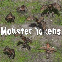 Monster Tokens