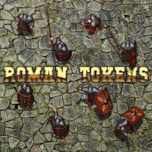 Roman Token Pack