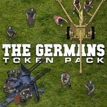 The Germans Token Pack