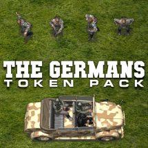 The Germans Token Pack