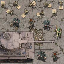 War War II Warriors Token Pack