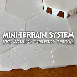 Mini-Terrain System