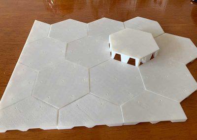 Mini-Terrain System: Example Layout