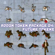 Addon Token Package 04 - Future Tokens
