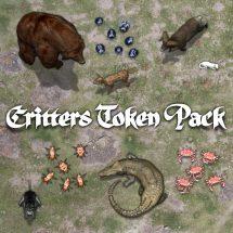 Critterz Token Pack