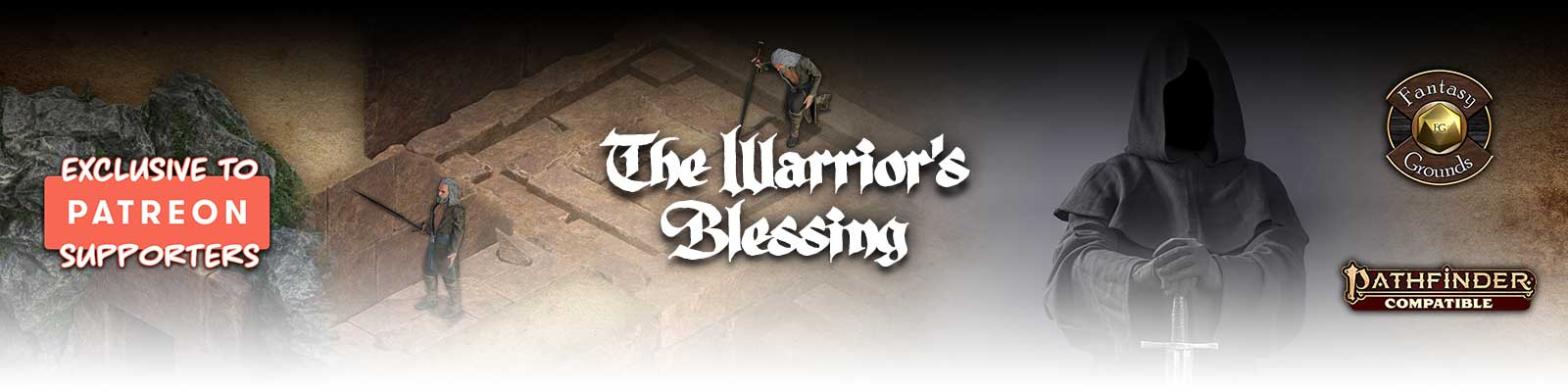 The Warrior's Blessing