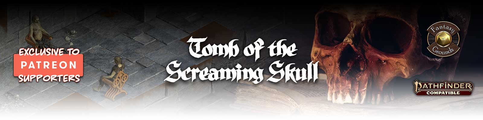 Tomb of the Screaming Skull