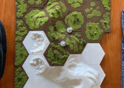 Mini-Terrain System: Overview