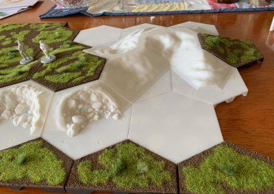 Mini-Terrain System: New Rubble/Cliffs