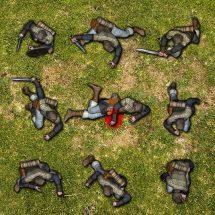 Addon Token Pack 02: Men at Arms