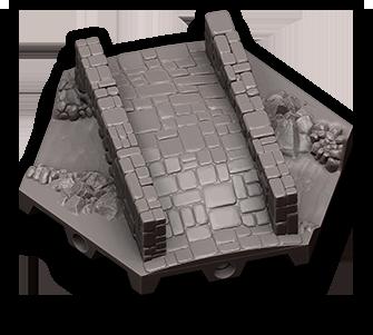 Mini-Terrain System: Bridge A