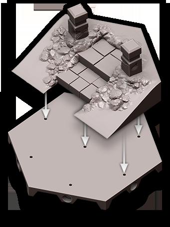 Mini-Terrain System: Add-on Elements
