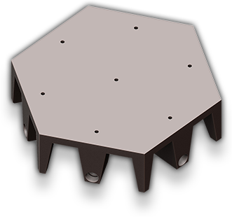Mini-Terrain System: Hilltop