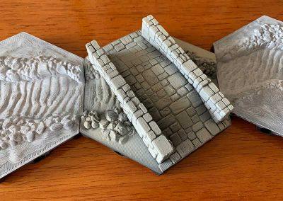 Mini-Terrain System: Bridge