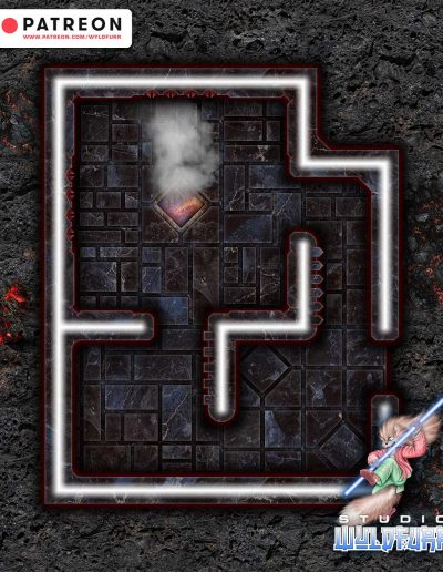 Test Map - Hellscape
