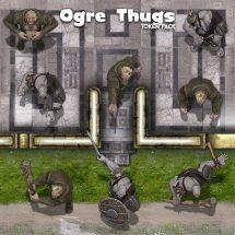 Ogre Thugs Token Pack